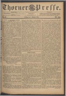 Thorner Presse 1894, Jg. XII, Nro. 233