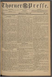 Thorner Presse 1894, Jg. XII, Nro. 237 + Beilage