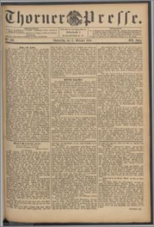 Thorner Presse 1894, Jg. XII, Nro. 238