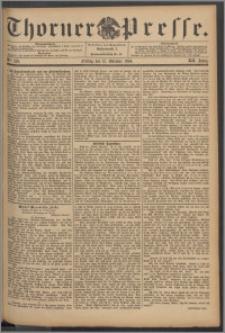 Thorner Presse 1894, Jg. XII, Nro. 239