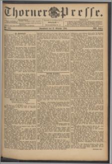 Thorner Presse 1894, Jg. XII, Nro. 240 + Beilage