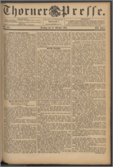 Thorner Presse 1894, Jg. XII, Nro. 242