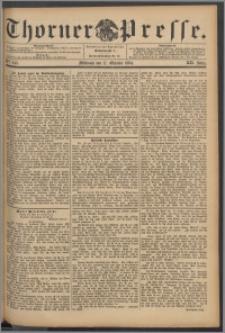 Thorner Presse 1894, Jg. XII, Nro. 243