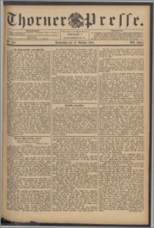 Thorner Presse 1894, Jg. XII, Nro. 244