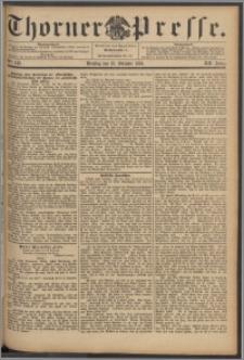 Thorner Presse 1894, Jg. XII, Nro. 248