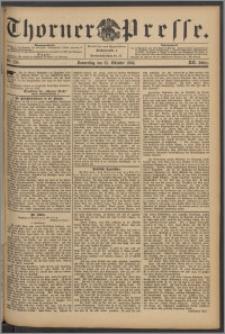 Thorner Presse 1894, Jg. XII, Nro. 250