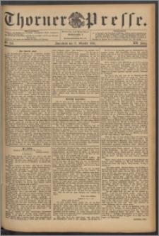 Thorner Presse 1894, Jg. XII, Nro. 252