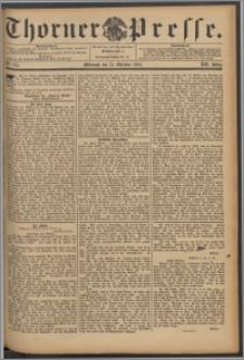 Thorner Presse 1894, Jg. XII, Nro. 255