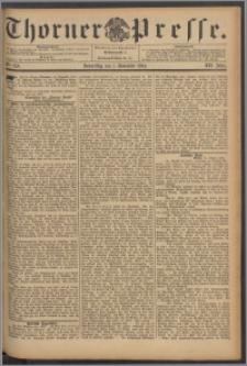 Thorner Presse 1894, Jg. XII, Nro. 256