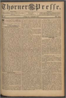 Thorner Presse 1894, Jg. XII, Nro. 257