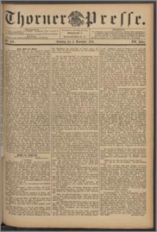 Thorner Presse 1894, Jg. XII, Nro. 259