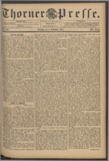 Thorner Presse 1894, Jg. XII, Nro. 260