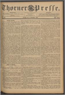 Thorner Presse 1894, Jg. XII, Nro. 263