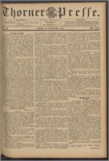 Thorner Presse 1894, Jg. XII, Nro. 266 + Beilage