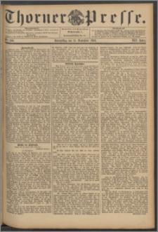 Thorner Presse 1894, Jg. XII, Nro. 268