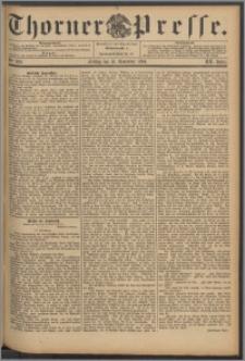 Thorner Presse 1894, Jg. XII, Nro. 269