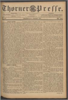 Thorner Presse 1894, Jg. XII, Nro. 270