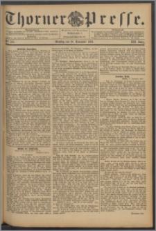 Thorner Presse 1894, Jg. XII, Nro. 272