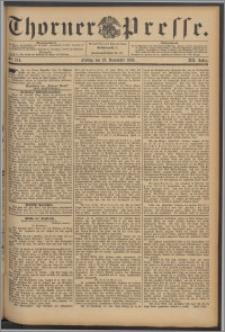 Thorner Presse 1894, Jg. XII, Nro. 274