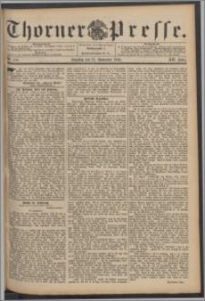 Thorner Presse 1894, Jg. XII, Nro. 276 + Beilage
