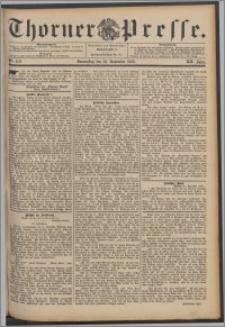 Thorner Presse 1894, Jg. XII, Nro. 279