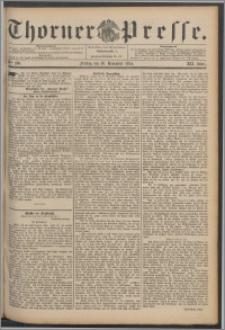 Thorner Presse 1894, Jg. XII, Nro. 280