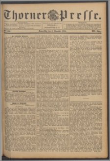 Thorner Presse 1894, Jg. XII, Nro. 285