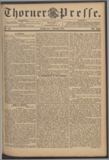 Thorner Presse 1894, Jg. XII, Nro. 286