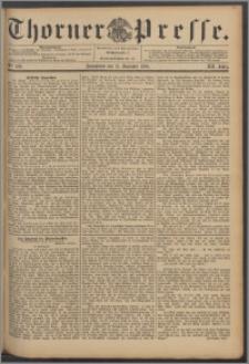 Thorner Presse 1894, Jg. XII, Nro. 293 + Beilage