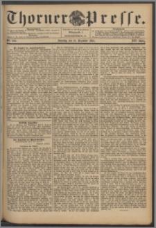 Thorner Presse 1894, Jg. XII, Nro. 294 + Beilage