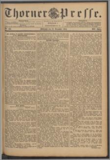 Thorner Presse 1894, Jg. XII, Nro. 296 + Beilage