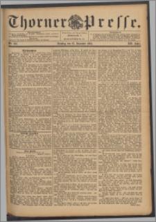 Thorner Presse 1894, Jg. XII, Nro. 301 + 1. Beilage, 2. Beilage