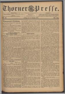 Thorner Presse 1894, Jg. XII, Nro. 302 + Beilage