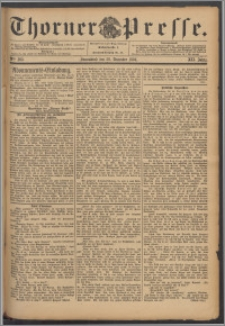 Thorner Presse 1894, Jg. XII, Nro. 303