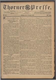 Thorner Presse 1894, Jg. XII, Nro. 304 + Beilage
