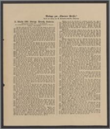 Thorner Presse: 2 Klasse 191. Königl. Preuß. Lotterie 6 August 1894 1. Tag