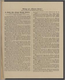 Thorner Presse: 2 Klasse 191. Königl. Preuß. Lotterie 7 August 1894 2. Tag