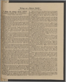 Thorner Presse: 4 Klasse 191. Königl. Preuß. Lotterie 6 November 1894 16. Tag