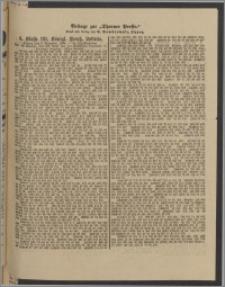 Thorner Presse: 4 Klasse 191. Königl. Preuß. Lotterie 3 November 1894 14. Tag