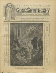 Gość Świąteczny 1914.03.08 R. XX nr 10