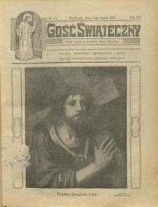 Gość Świąteczny 1914.03.15 R. XX nr 11