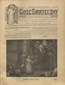 Gość Świąteczny 1914.04.26 R. XX nr 17
