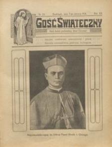 Gość Świąteczny 1914.06.07 R. XX nr 23