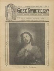 Gość Świąteczny 1914.06.21 R. XX nr 25