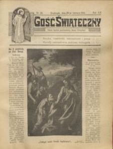Gość Świąteczny 1914.06.28 R. XX nr 26