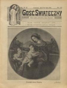 Gość Świąteczny 1914.07.05 R. XX nr 27