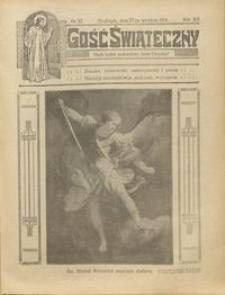 Gość Świąteczny 1914.09.27 R. XX nr 37