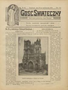 Gość Świąteczny 1914.10.25 R. XX nr 41