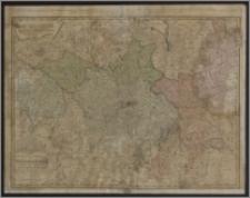 Carte de l' Electorat Brandebourg presentée trés humplément ă Son Altesse Rojale Monsegr. le Prince Frideric Guillaume. Prince de Prusse & Marggrave de Brandebourg
