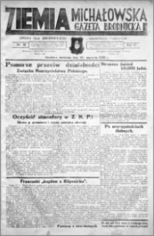 Ziemia Michałowska (Gazeta Brodnicka), R. 1938, Nr 12